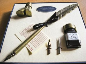 Multiple writing instruments
